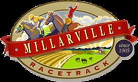 Logomillarvilleracetrack